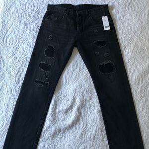 Helmut Lang Black Jeans